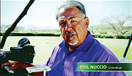 Phil Nuccio - 12 Handicap